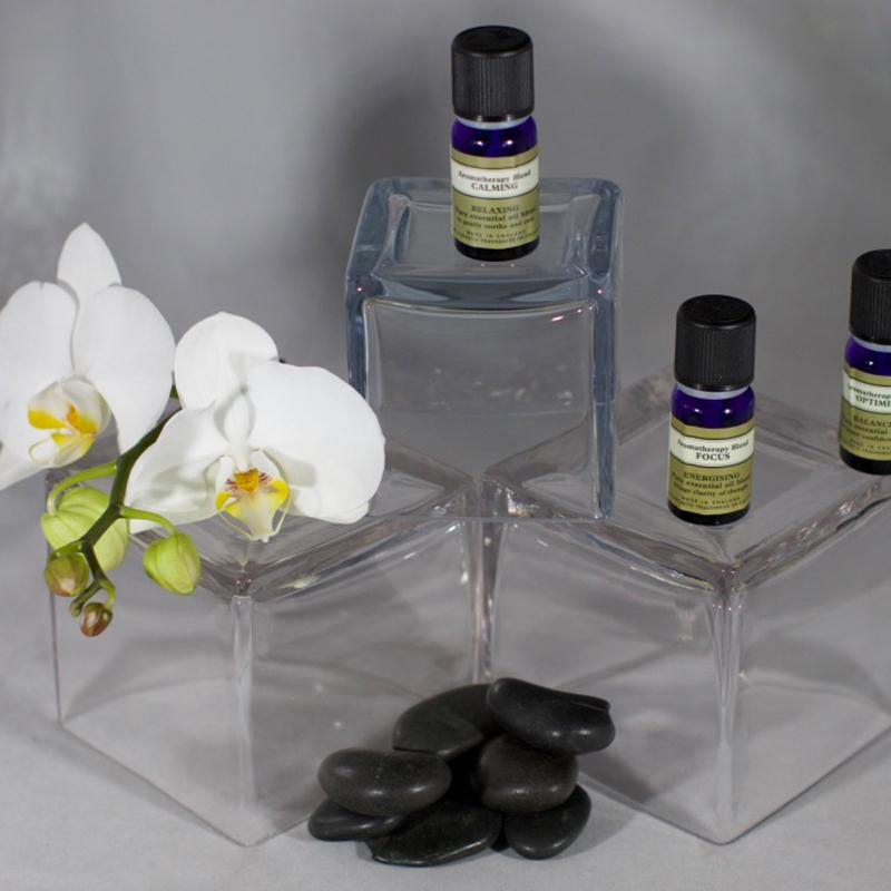 deluxe aroma massage