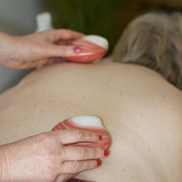 Lava Shells Relax Massage